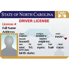 North -- The State com Carolina Dmvcheatsheets Requirements Of Driving In
