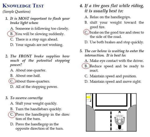 How Many Questions Are On The Permit Test >> New York State Dmv Practice Permit Test Online | Automotivegarage.org