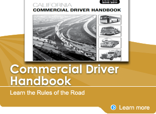 california commercial drivers license requirements