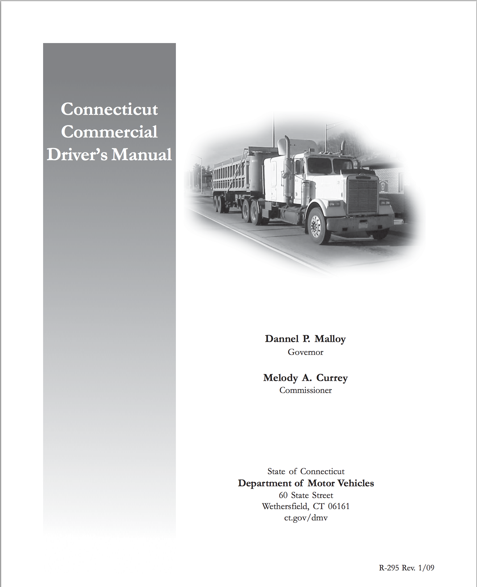Applying Connecticut Cdl Endorsement T Doubles And Triples