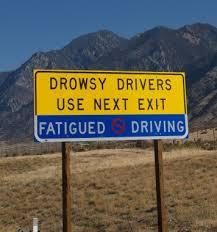 Drowsydrivingsign