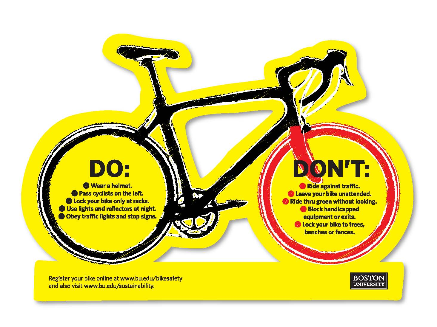 Cyclists Need to Follow Rules of the Road For the Common ...